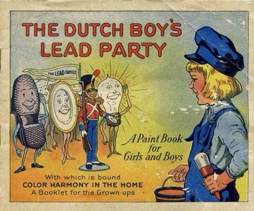 Dutch Boy Take Away Booklet