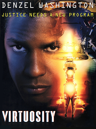 Movie Poster - Virtuosity