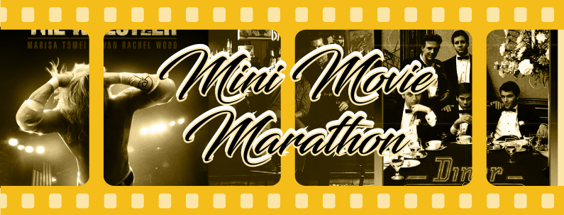 Banner of Mini Movie Marathon of Mickey Rourke