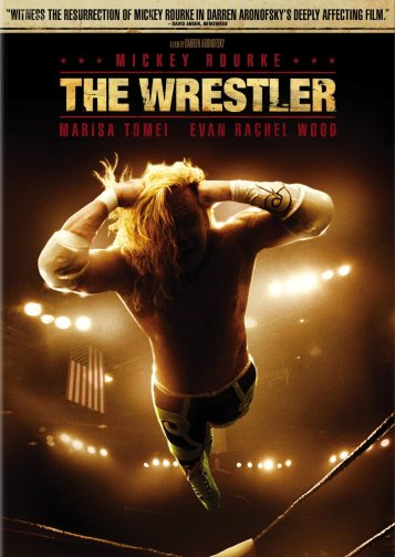Movie Poster - The Wrestler