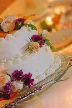 Image of a Wedding Cake. Version Two