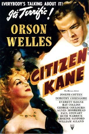 Movie Poster of Citizen Kane