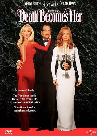 Poster of Death Becomes Her