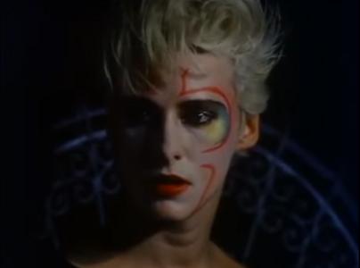 Movie Still from Liquid Sky (1982)
