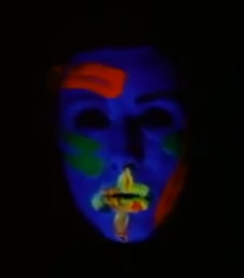 Image of a Movie Still of Liquid Sky - 2