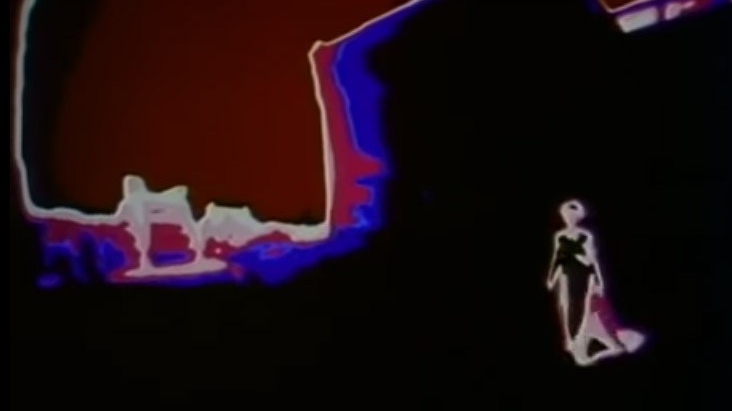 Image of a Movie Still of Liquid Sky - 3
