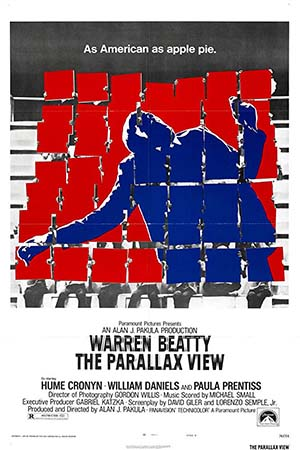 Movie Poster of The Parallax View