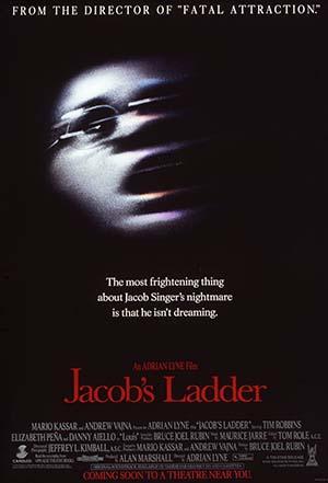 Movie poster for Jacob's Ladder (1990)