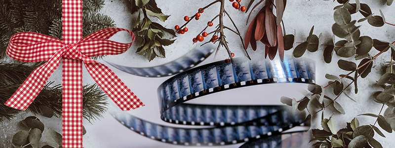 Banner for 50 Christmas Movies List