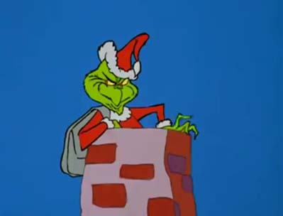 Movie Still of How The Grinch Stole Christmas