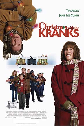 Movie poster of Christmas With The Kranks from 2004