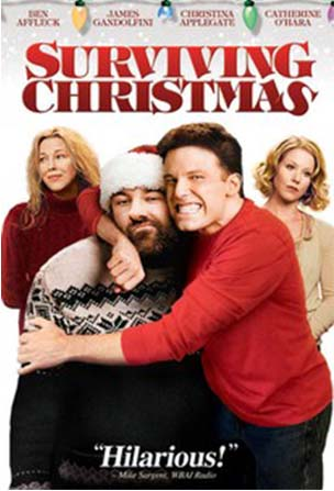 Movie poster of Surviving Christmas