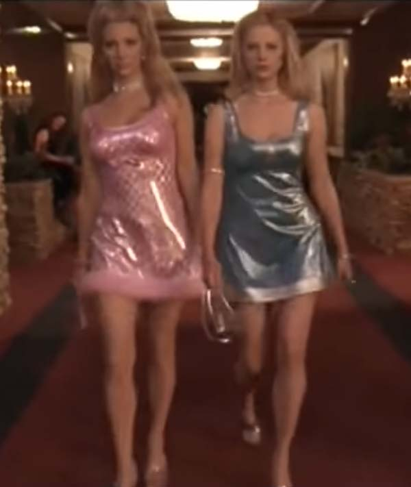Screen shot from Romy and Michelle's High School Reunion (1997)