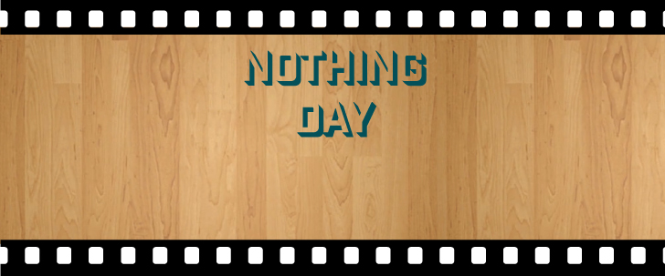 Banner for National Nothing Day