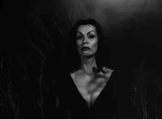 Screenshot of Plan 9 from Outer Space