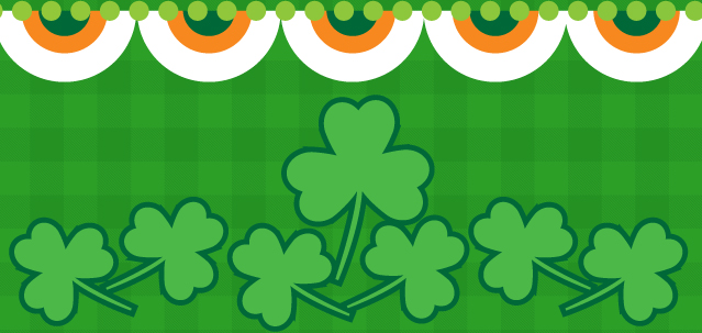 Banner for Kelly Green - The Origins of Saint Patricks Day.