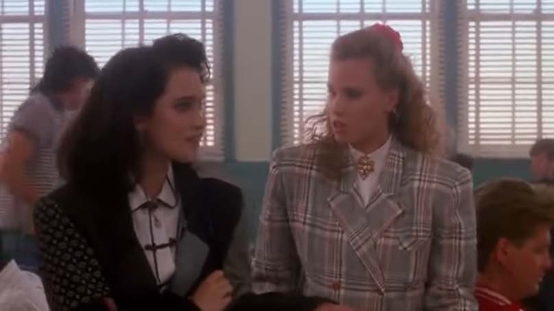 Screenshot of Heathers (1988)