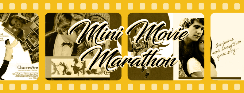 Banner for Mini Movie Marathon of Ryan O'Neil