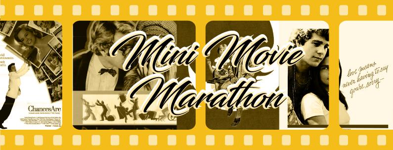 Banner for Mini Movie Marathon of Ryan O'Neil