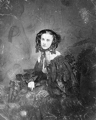 Unknown Woman - Daguerreotype Photo