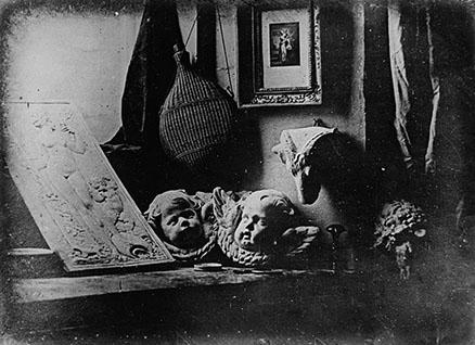L'Atelier de l'artiste-Daguerreotype Photo