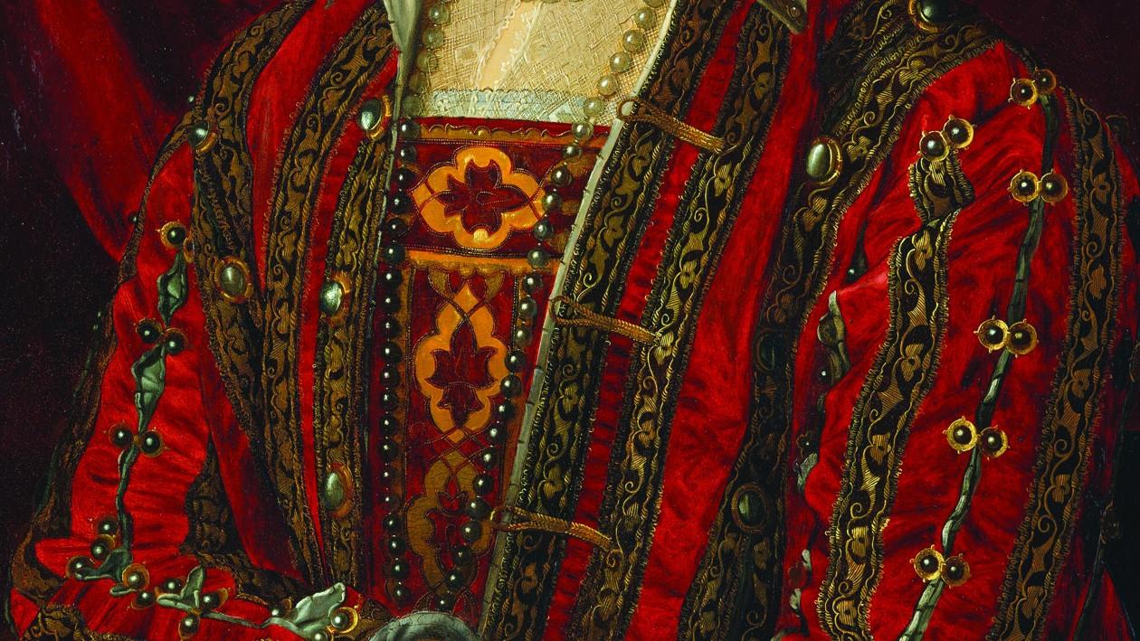 Painting of Eleonora di Toledo, by Bronzino.